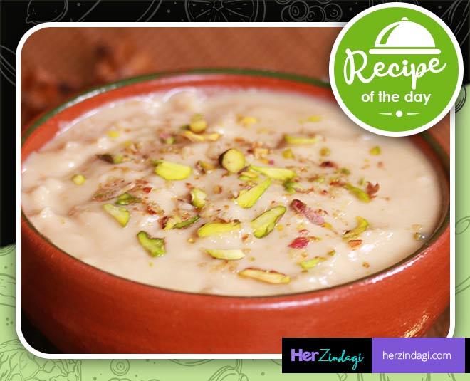 best recipe of rabri for beginners