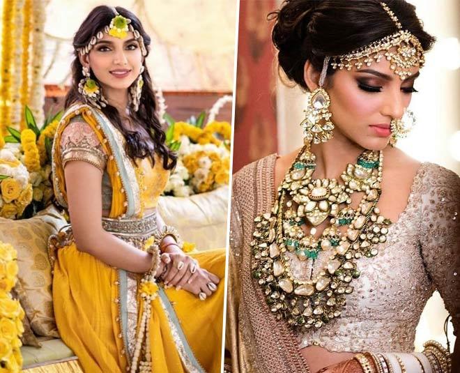 bridal jewellery look fashion miheeka bajaj