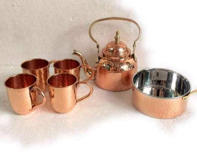 copper vessel drink main
