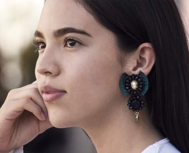 earrings personality main