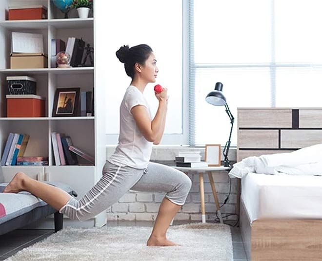 furniture you can use as gym equipment tips