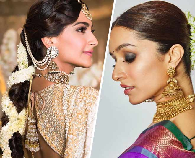 5 Trendy Gajra Hairstyles That You Should Bookmark For The Upcoming Wedding Season