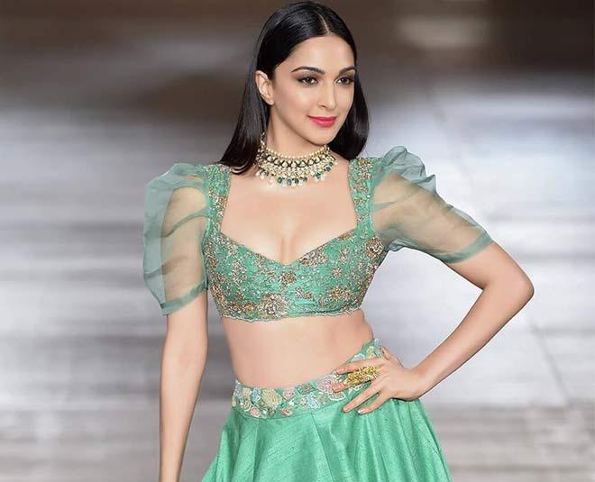 kiara advani blouse designs