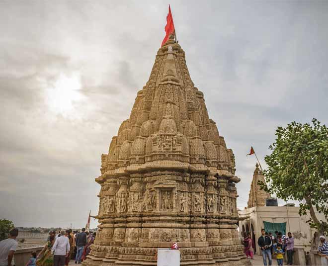 lord krishna dwarkadish tempkle