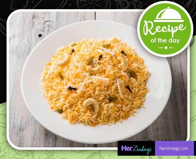 maharashtrian narali bhat recipe