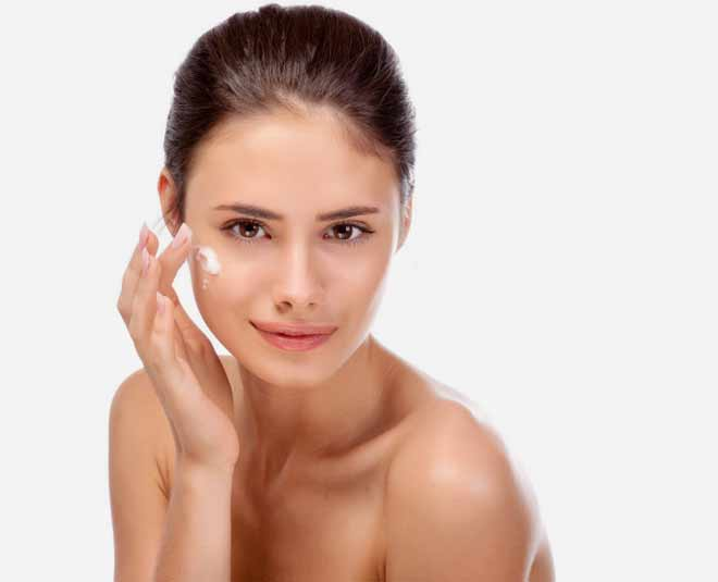 moisturiser and serum m