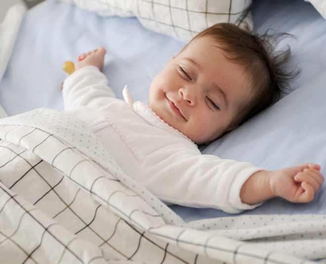 sleep training your baby m