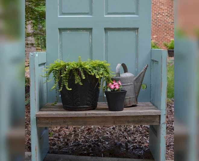 tips to different uses of old door