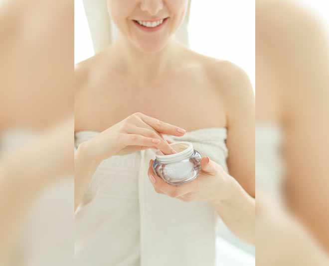 tips to right time of applying skin care products