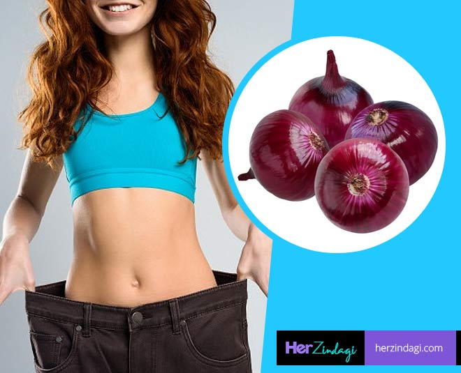 weight  loss  with  onion hacks