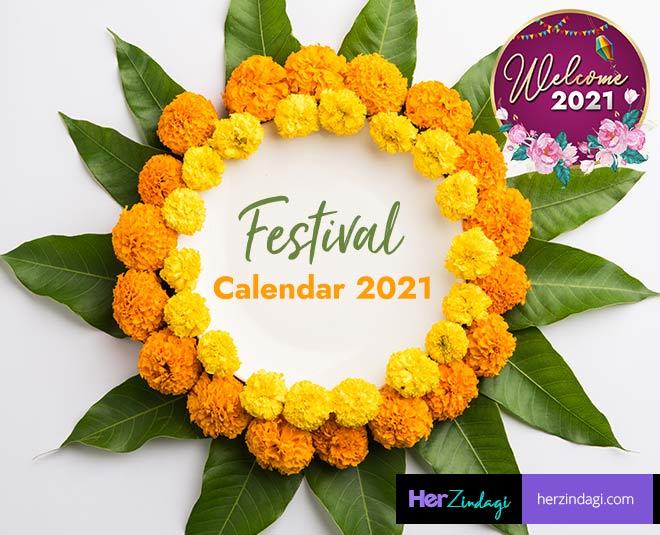 Festivals Calendar  holidays