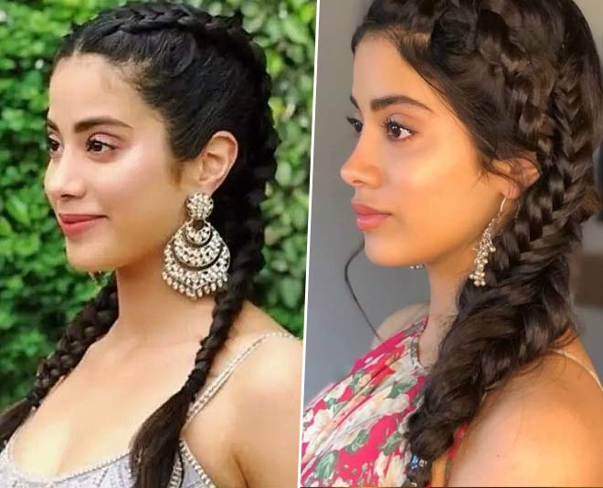 Kapoor's  Quirky Hairstyles