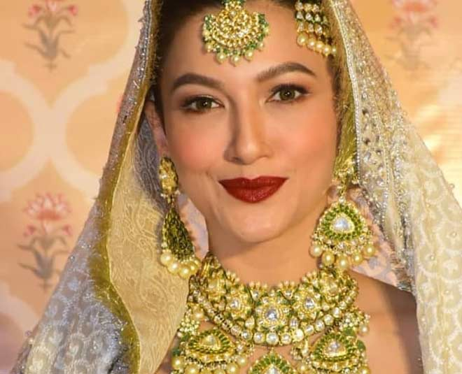 Know About Gauhar Khan's Bridal Look