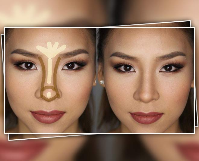 Makeup Tricks For Smaller Looking Nose