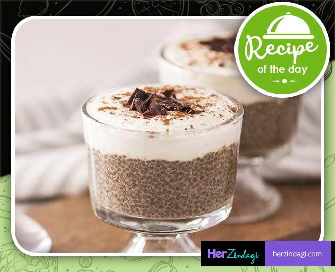 Scrumptious Coffee Chia Pudding Breakfast Recipess