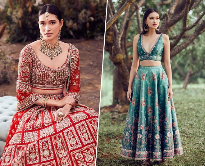 Stunning Ensembles For Bride By Anita Dongre sss