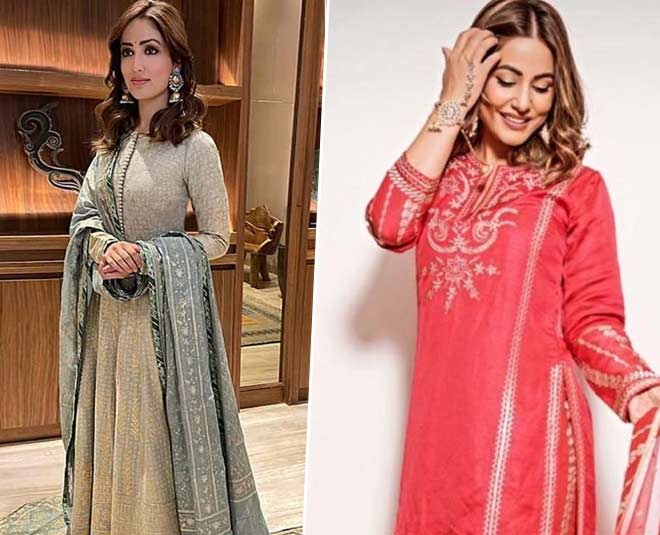best bollywood style ethnic outfits