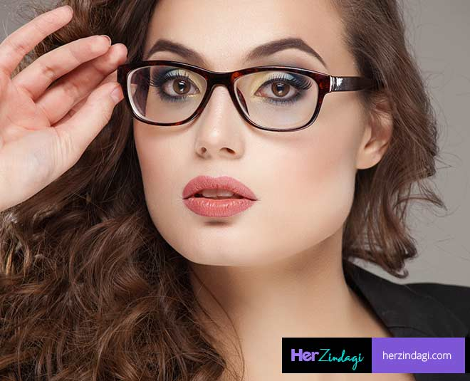 best makeup tips with glasses