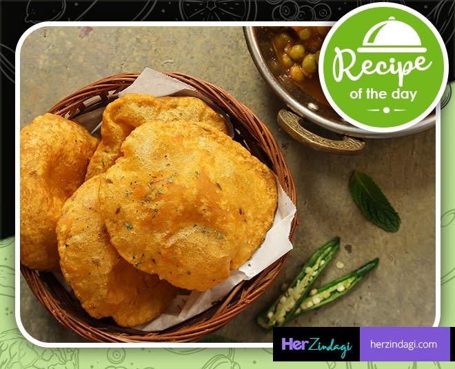 best poori recipe of jeera and kali mirch