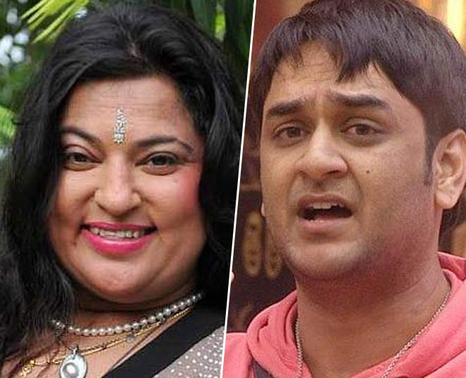 bigg boss house celebrities thrown out
