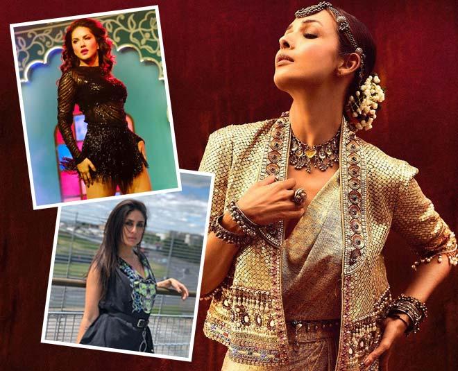 bollywood actress item song