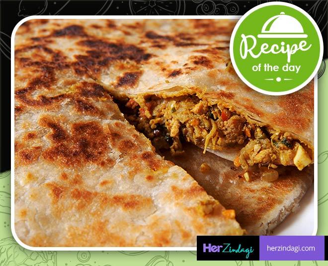 chicken paratha recipe main'