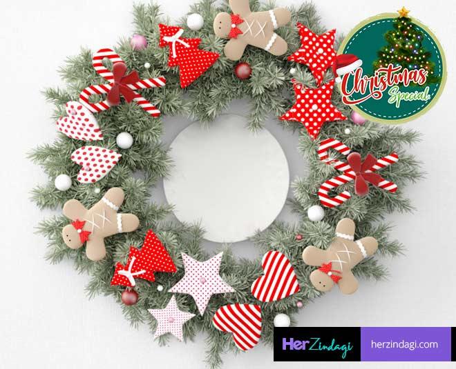 christmas wreath designs m