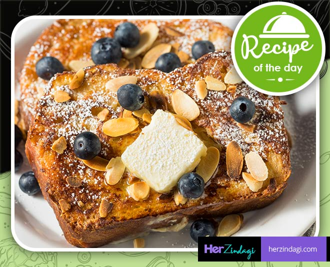 cinnamon baked french toast m