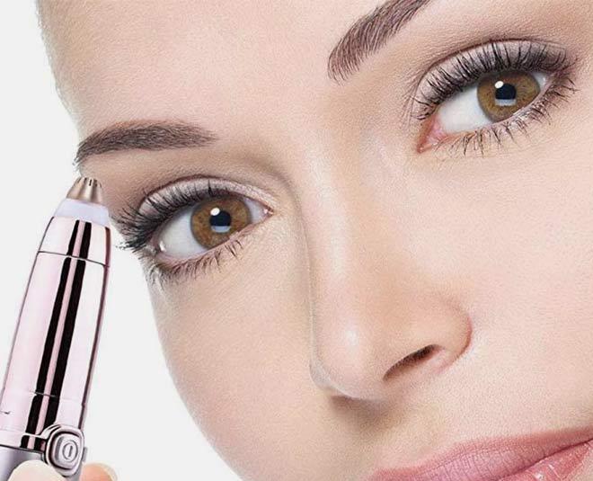 eyebrow trimmer best