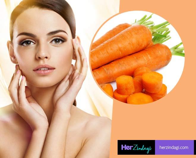 face pack carrot main