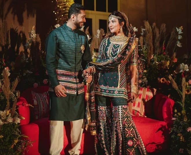 gauahar khan zaid darbar dance wedding