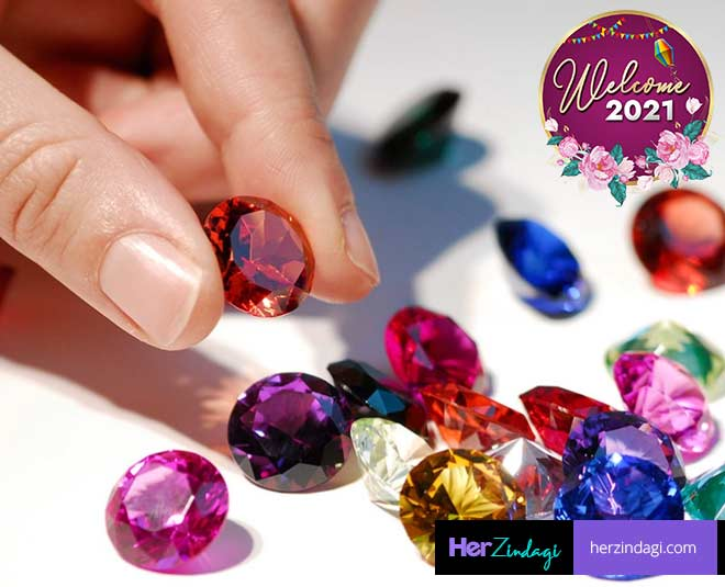 gemstones according to new year