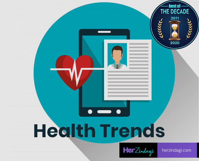 health trends of decade main