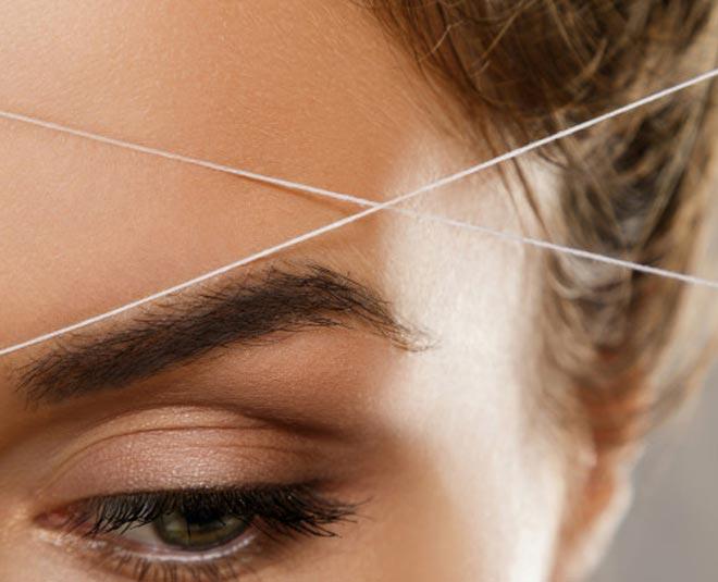 how to maintain eyebrows main