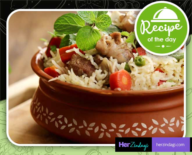 how to make mutton pulao easy recipe