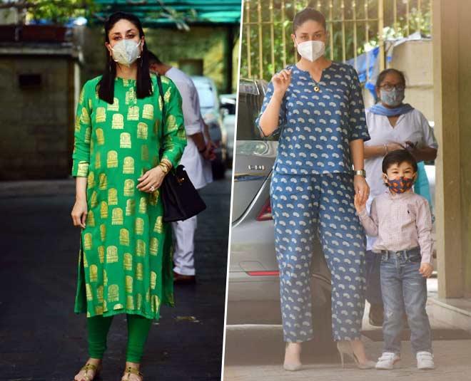 kareena kapoor khan maternity look under k