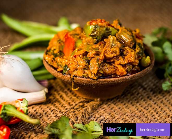 mirchi ka bharta recipe