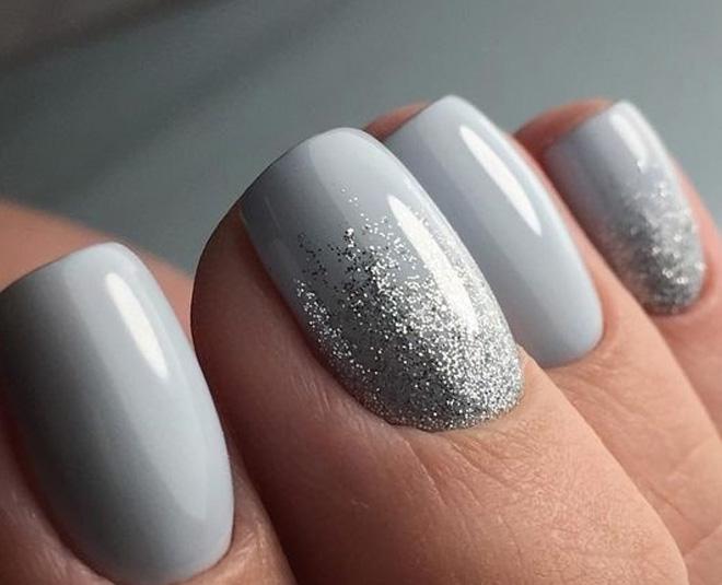 nail art bride design