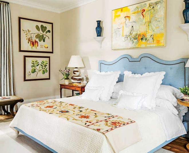paint colours for smaller rooms m