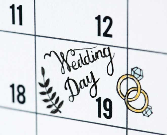 planning wedding day covid