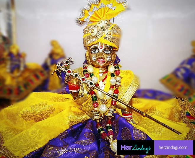 rules of having laddu gopal at home