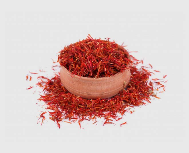 saffron for health