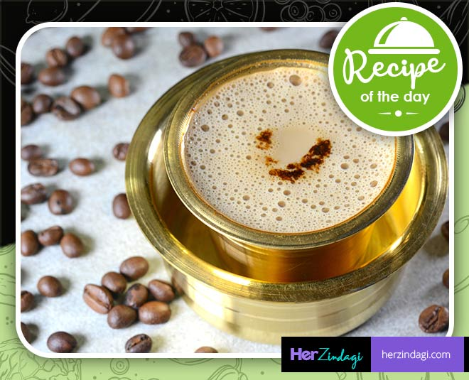 south indian filter coffee recipe main