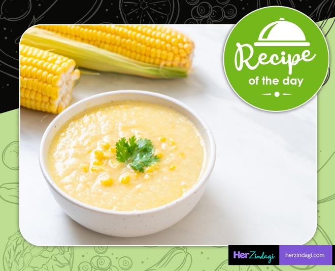 sweet corn soup recipe restaurant like