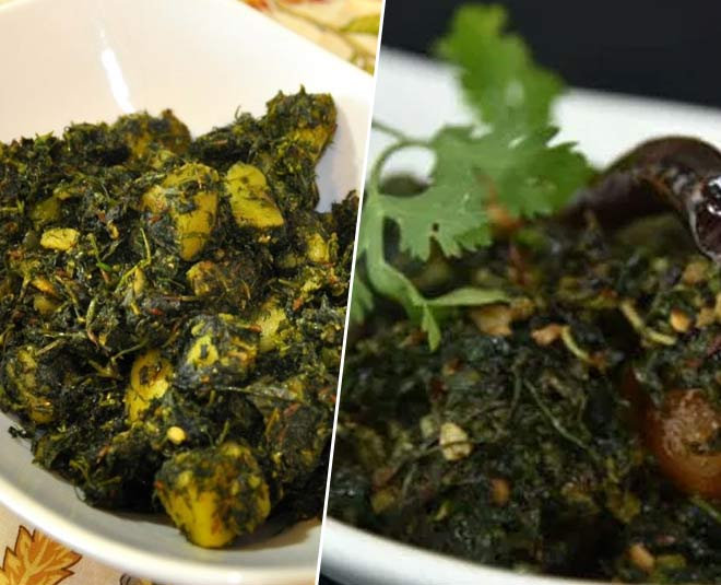 try these saag recipes