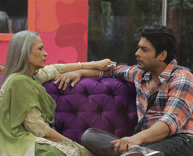 bigg boss  sidharth shukla mother  emotional letter