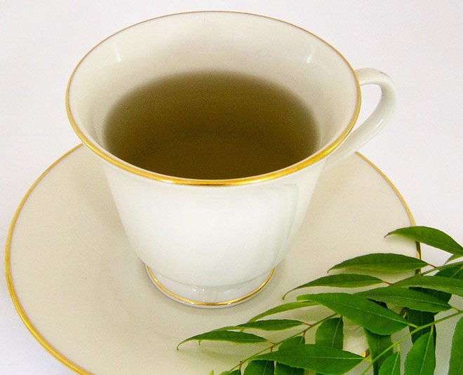 curry leaves tea side effects