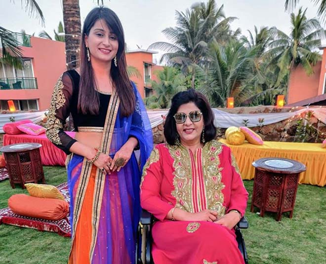 devika malik with her mother main