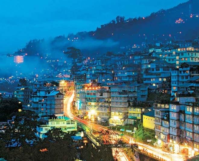 gangtok sikkim  best travel destinations TRAVEL