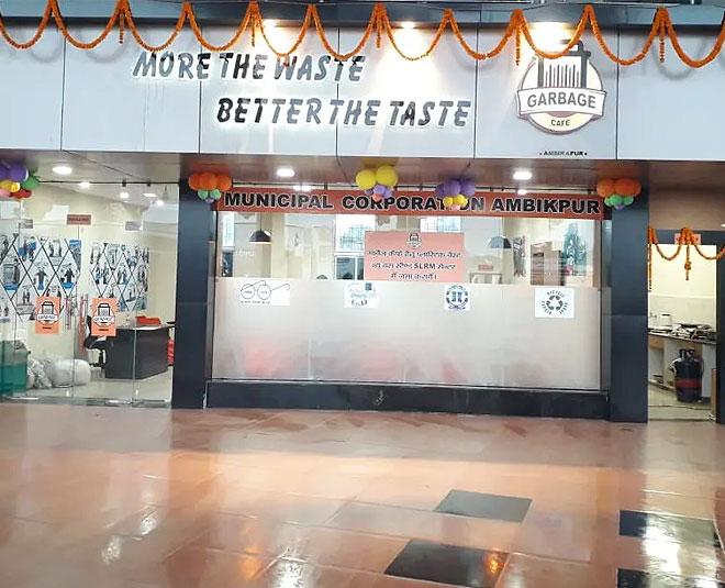 indias first garbage cafe main